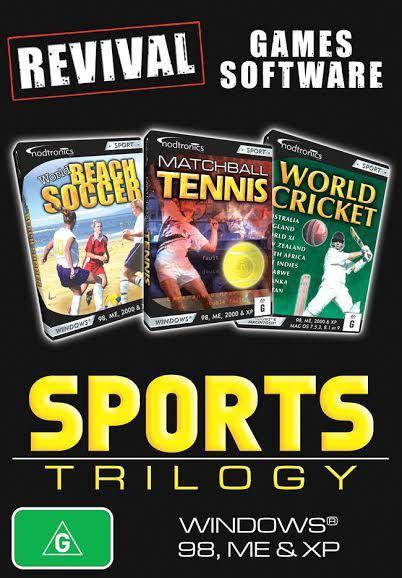 Eureka Sports Trilogy for PC