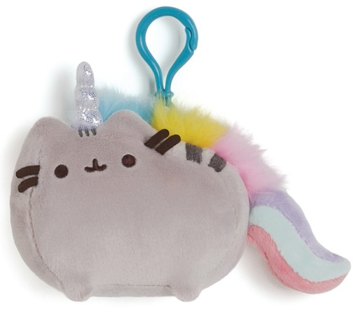 Pusheen: Pusheenicorn Backpack Clip
