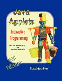 Java Applets 3rd Edition (B&W) by Elizabeth Sugar Boese