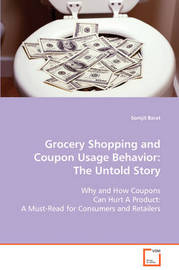 Grocery Shopping and Coupon Usage Behavior by Somjit Barat image