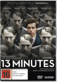 13 Minutes DVD