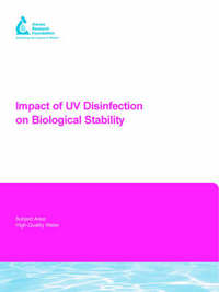 Impact of UV Disinfection on Biological Stability by R Andrews