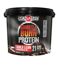 Musashi Shred and Burn - Chocolate (1.6kg)