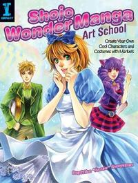 Shojo Wonder Manga Art School by Supittaha Bunyapen