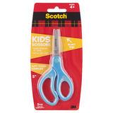 Scotch Kids Soft Grip 5inch Scissors - Blue