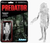 Predator - Clear Masked ReAction Figure