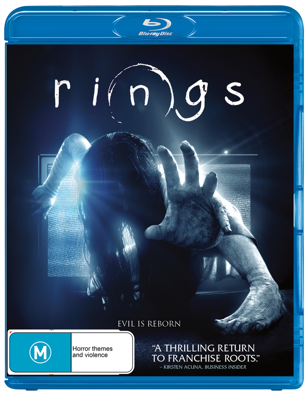 Rings on Blu-ray