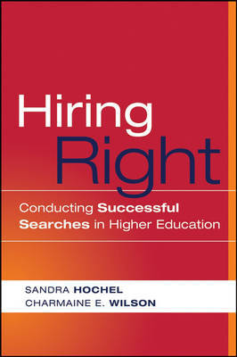 Hiring Right by Sandra Hochel