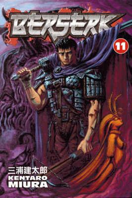 Berserk Volume 11 by Kentaro Miura