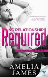 No Relationship Required by Amelia James image