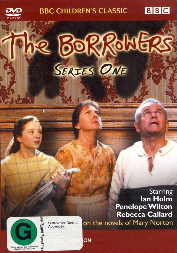 Borrowers, The - Series 1 on DVD image