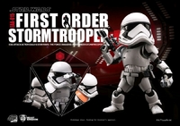 Star Wars: First Order Stormtrooper (Episode VII) Egg Attack Action Figure