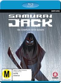 Samurai Jack - Season 5 on Blu-ray