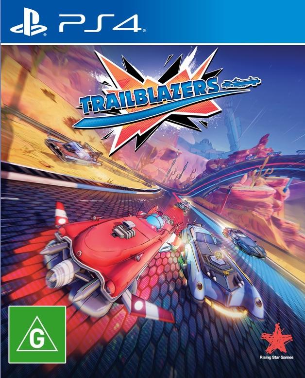 Trailblazers for PS4