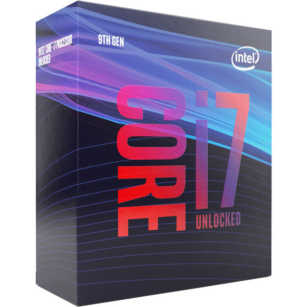 Intel Core i7-9700K Eight Core CPU