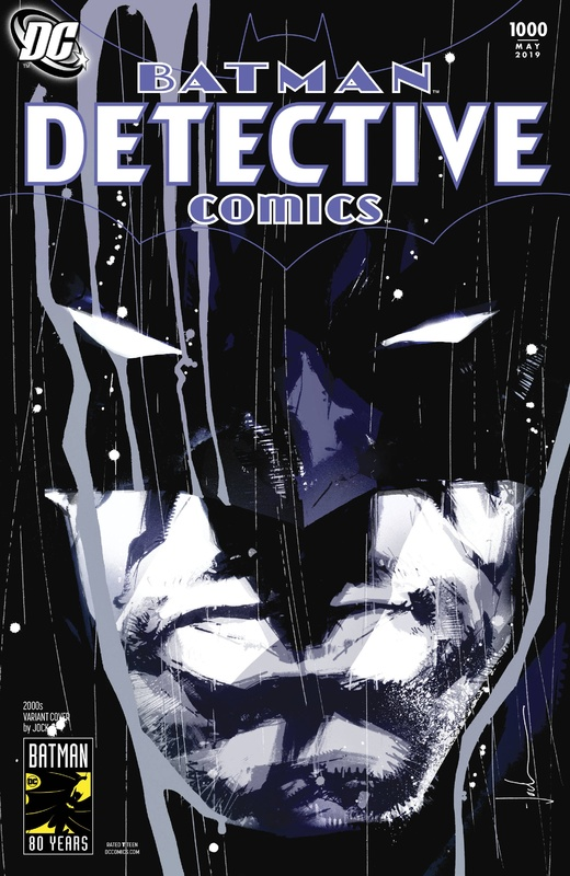 Batman: Detective Comics #1000 - (2000's Variant Edition) by Peter J Tomasi