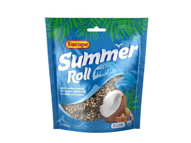 Europe: Summer Roll Minis (135g)