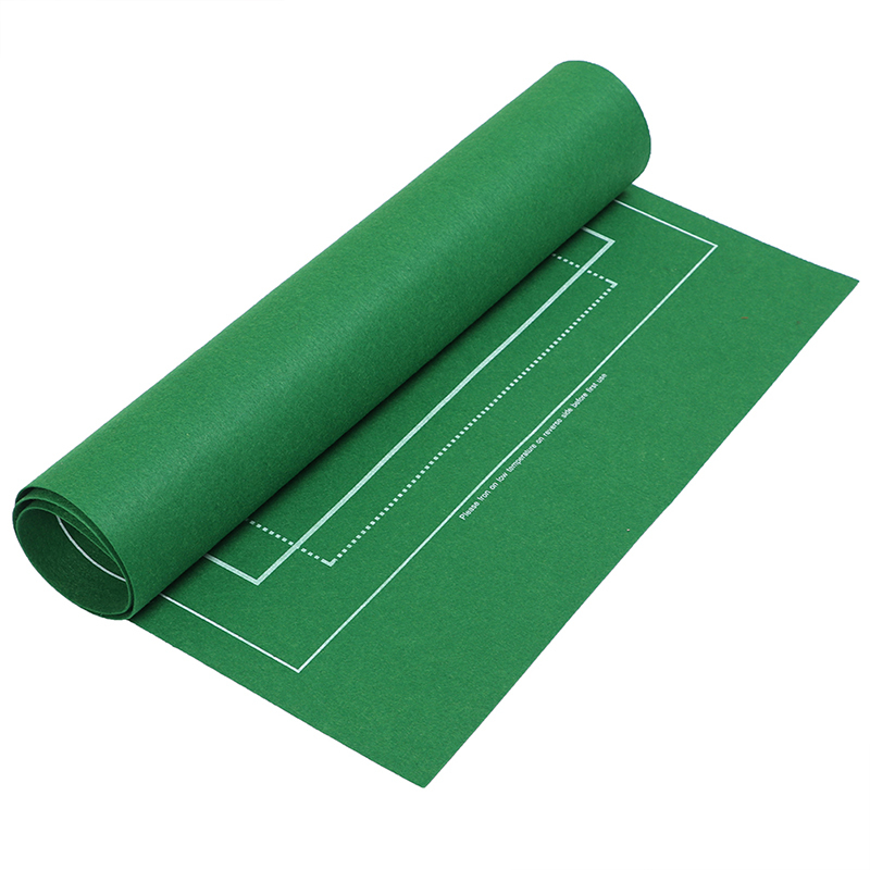 Puzzle Mat Roll for 500-1500 Pieces - Green image