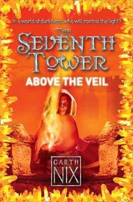 Above the Veil by Garth Nix image