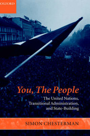 You, The People by Simon Chesterman image