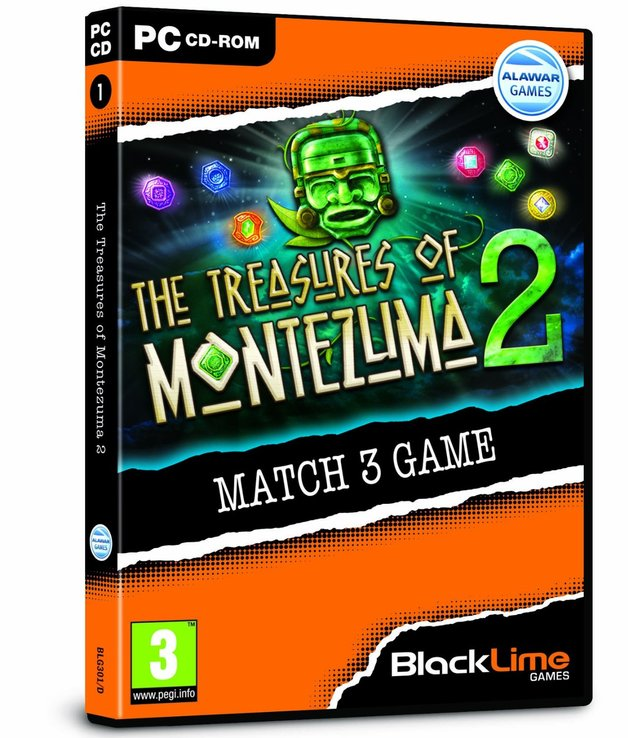 Treasures of Montezuma 2 for PC