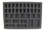 Space Marine Troop Foam Tray for the Shield/Spear Bag (GW-1.5)