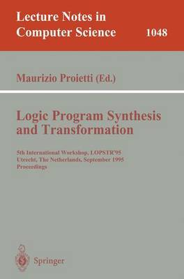 Logic Program Synthesis and Transformation image