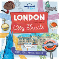 City Trails - London by Lonely Planet Kids