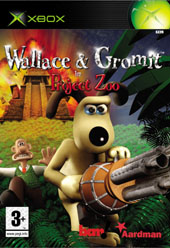 Wallace & Gromit in Project Zoo for Xbox