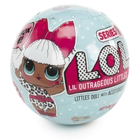 LOL: Lil Outrageous Littles Surprise Doll (Assorted)