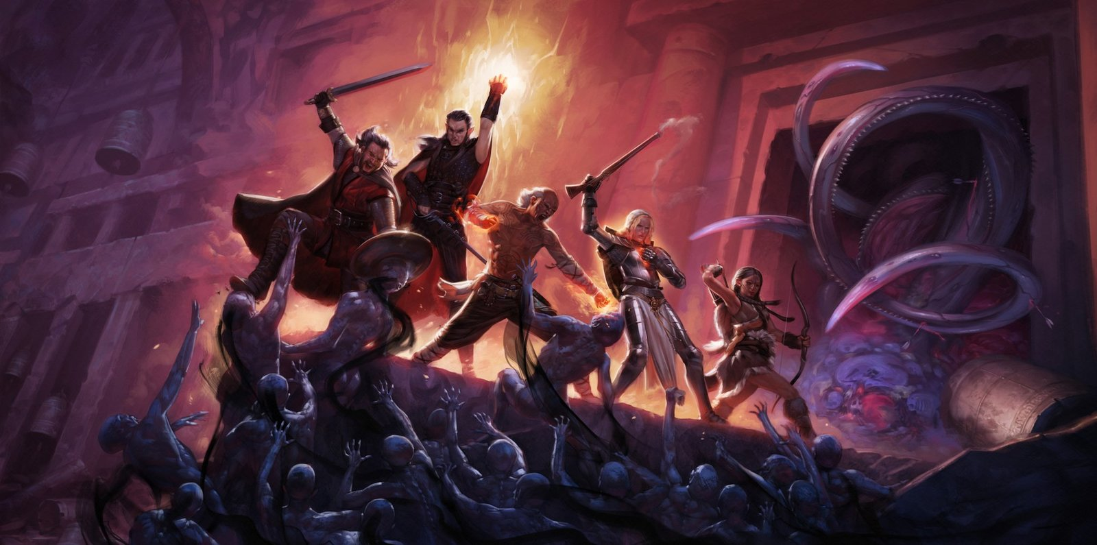 Pillars of Eternity: Complete Edition for Xbox One image
