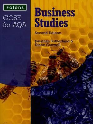 GCSE Business Studies: Student Book - AQA by Jon Sutherland image