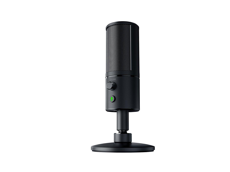 Razer Seiren X USB Digital Condenser Microphone for PC image