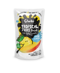 Charlie's Kid's Juices Tropical 200ml 10pk