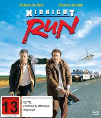 Midnight Run on Blu-ray