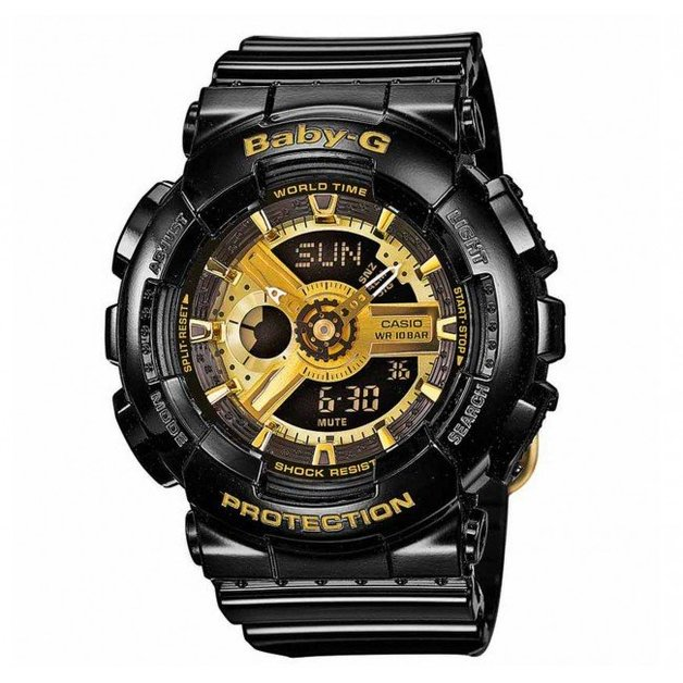 Casio Baby-G Watch Neon Series BA-110-1A