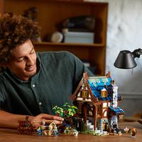 LEGO Ideas: Medieval Blacksmith - (21325)