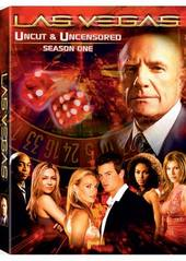 Las Vegas Season 1 - 6 Disc on DVD