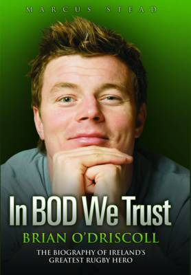 Brian O'Driscoll by Marcus Stead image