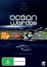 Wonders Of The Deep - Ocean Weirdos on DVD