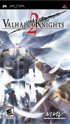 Valhalla Knights 2 for PSP image