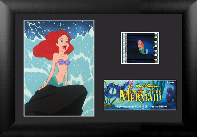 FilmCells: Mini-Cell Frame - The Little Mermaid