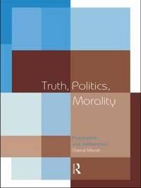 Truth, Politics, Morality by Cheryl Misak image