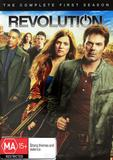 Revolution - The Complete First Season on DVD