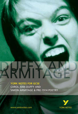 Duffy and Armitage: York Notes for GCSE by David Pinnington