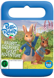 Peter Rabbit: Rabbit & Squirrel Adventure DVD