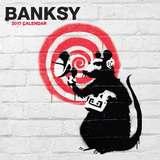2017 Banksy Unofficial Calendar