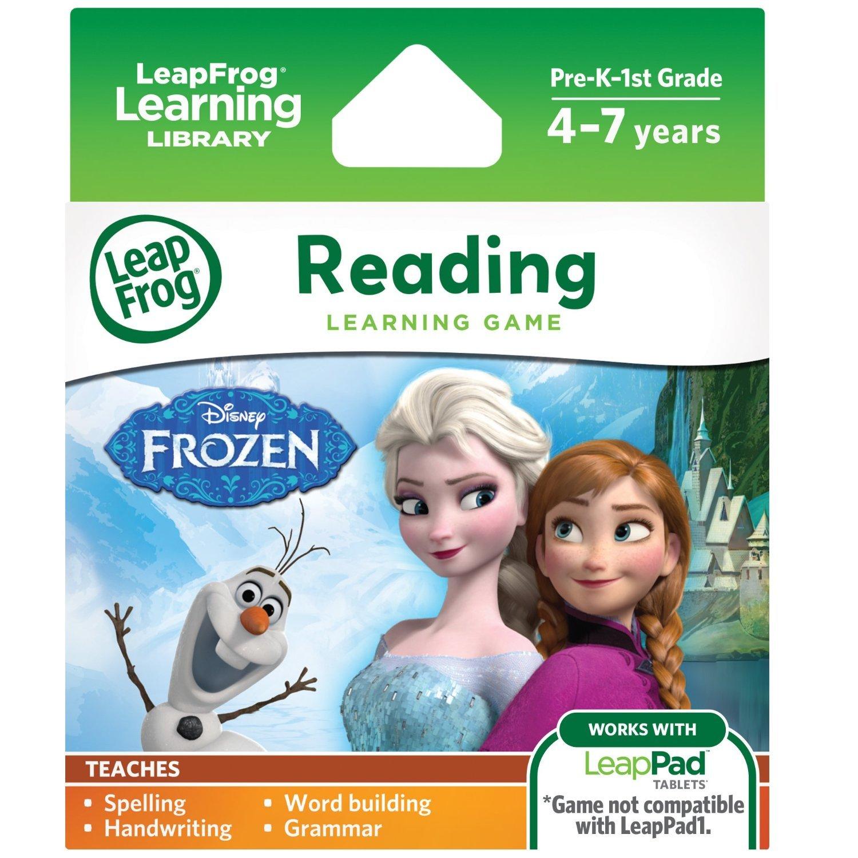 LeapFrog: Disney Learning Game - Frozen image