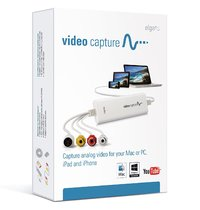 Elgato: Video Capture from VCR DVR Cam to PC/MAC