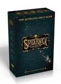 The Spiderwick Chronicles: The Complete Series by Tony DiTerlizzi